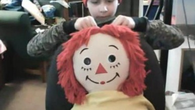 Haircut Roleplay with... Annabelle?!? (March 2017)