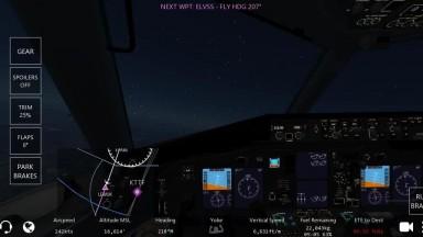 PART 1 Seattle to Los Angeles | (INFINITE FLIGHT)