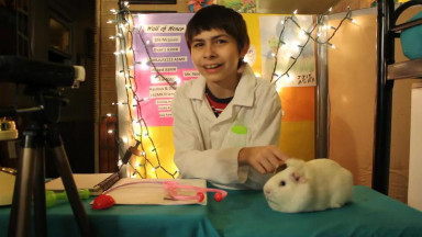 Vet Checkup on Guinea Pig Roleplay! Featuring Brownie the Guinea Pig (R.I.P. 2016-2019) (Part 2)