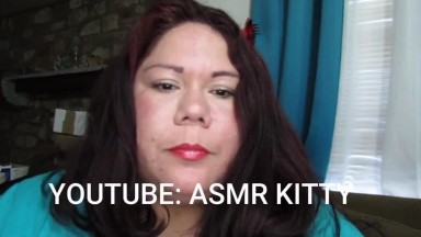 ASMR MAKEUP PALETTE SHOW AND TELL SNIPPET