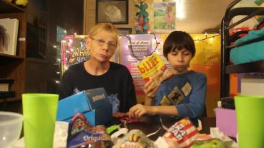Swedish Candy Taste Test w/ MommyMommy15! Rasmus and David sent us Swedish Candy!