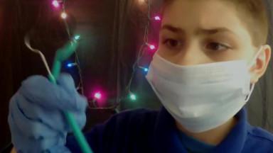 Dentist Roleplay | Cleaning Your Teeth! | 3D/BINAURAL AUDIO