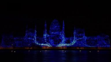 Happy Birthday Hungary! Binaural Firework @ Budapest, Hungary.