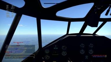 {WAR THUNDER ASMR} Cruising in a bomber | Playground